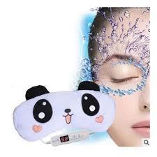 Masker Uap jenis pemanasan uap panas masker mata kartun usb efektif mengurangi