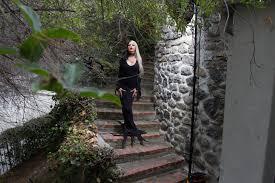 Morticia Addams Dress Morticia Addams Gown Youtube