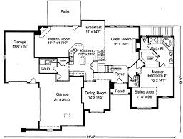 european style house plan 5 beds 3 50 baths 3168 sq ft plan 46 349