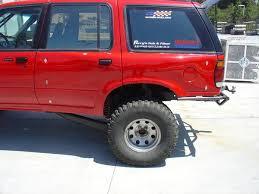1999 ford explorer 4 door 95 01 ford explorer road fiberglass mcneil racing inc