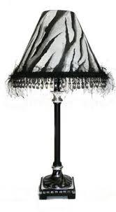 Zebra Print Table Lamp I Want A Zebra Print