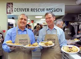 2010 turkey drive sets a record for denver rescue mission