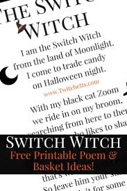 Halloween Cake Walk Printables Best 20 Switch Witch Ideas On Pinterest Pagan Altar Altars And