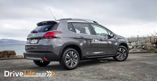 peugeot 2008 crossover 2017 peugeot 2008 u2013 car review u2013 turbo triple drive life drive life