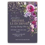 bridal lunch invitations bridal luncheon invitations bridesmaids luncheon invitations