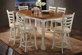 wilton 7pc counter height dining set 71440