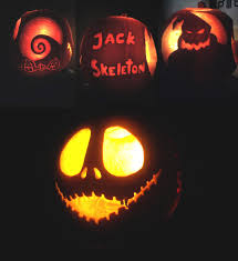 nightmare before halloween my nightmare before christmas pumpkin by lloydbridgeman on deviantart