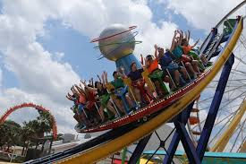 Six Flags San Antonio Hurricane Force 5 Six Flags Fiesta Texas
