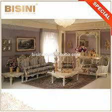 gold painted living room furniture wooden sofa set gold painted