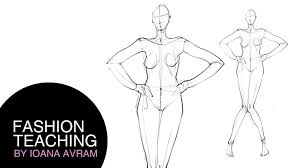 fashion drawing fashion design figure design templates backgrounds