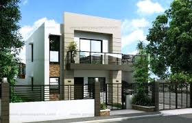 Box Type Houses Photos Two Storey House Design Box Type Best Of