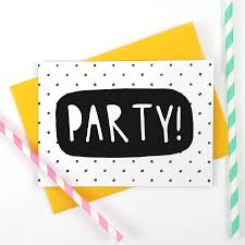 Card Factory Party Invitations Black And White Party Invitations U2013 Gangcraft Net
