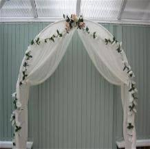 wedding arch used best 25 indoor wedding arches ideas on ceremony