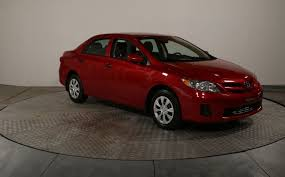 auto 4 porte used 2013 toyota corolla for sale at hgregoire