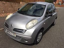 nissan micra for sale gumtree nissan micra 1 2 s 3 door hatch o5 plate 70 000 miles