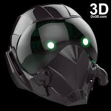 3d printable model vulture helmet cowl from spider man