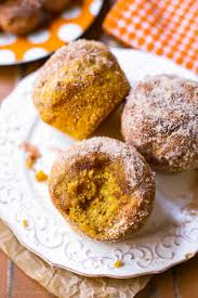 Libbys Pumpkin Pie Mix Muffins by Mini Cinnamon Sugar Pumpkin Muffins Sallys Baking Addiction