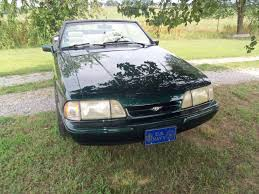 7 up edition mustang 1990 ford mustang lx 25th anniversary 7 up edition stock