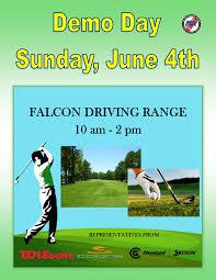 falcon golf course demo day june 4th uscg base cape cod mwr