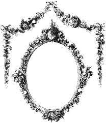 vintage halloween witch illistrations transparent background vintage frame clipart transparent background collection