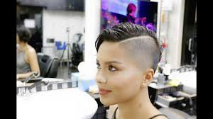 fade hairstyle for women gorgeous hairstyle for women fade haircut and hair style for