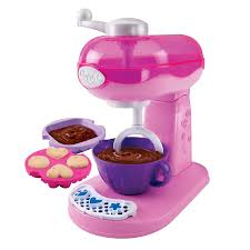 mixer kinderk che cool baker magic mixer maker pink toys