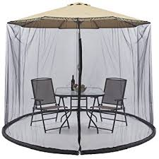 Patio Umbrella With Screen Enclosure Best Choice Products Outdoor 9 Foot Patio Umbrella
