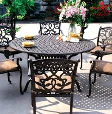 Circular Patio Seating Patio Ideas Round Outdoor Furniture Sets Round Patio Tables And