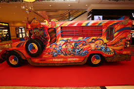 jeepney drawing resorts world manila corporate social responsibility pinoy