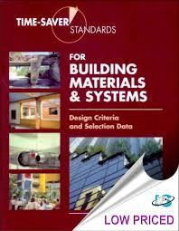 Time Saver Standards For Interior Design Time Saver Standards For Building Materials U0026 Systems Design