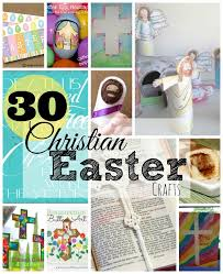 30 christian easter crafts do small things with great