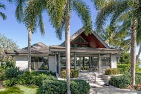 house with separate guest house luxury waterfront home in port royal naples blog homeadverts