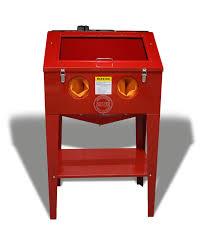 deluxe sandblasting cabinet pro teksprayequipment com