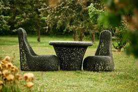 Chat Set Patio Furniture - wonderful unusual patio furniture outdoor wicker swing chair