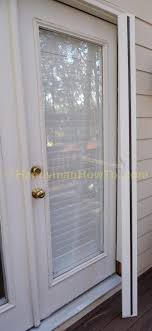 Weather Stripping For Exterior Doors Rotted Exterior Door Frame Splice Repair Handymanhowto
