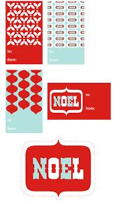 40 free printable christmas gift tags