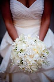 of the valley bouquet bouquet of the week a bridal bouquet with white stephanotis