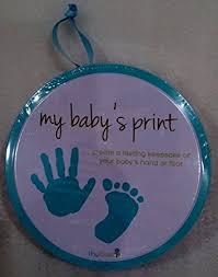 tiny ideas my baby s print or foot print baby