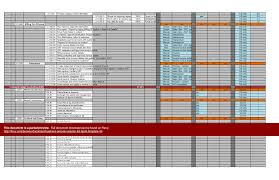 Accrual Spreadsheet Template Business Process Master List Bpml Template Excel