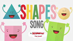 shapes songs for children shape song shapes songs for