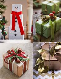 Pretty Christmas Trees Decorated With Presents 16 Christmas Gifts Wrapping Ideas Fun Life