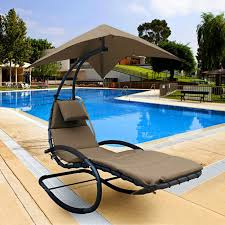 Outdoor Pool Furniture by Amazon Com Sun Lounger U2013 Chaise Lounge Chair Patio Backyard