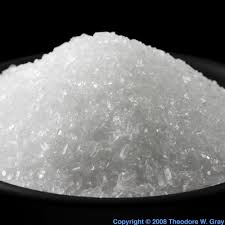 epsom salt a sample of the element sulfur in the periodic table