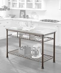 Kitchen Islands On Sale by Kitchen Furniture Marble Kitchen Island With Pot Rack Craigslist