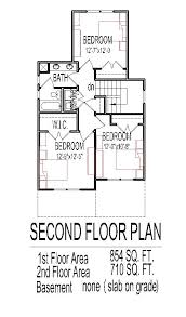 small 2 story house plans 2 stroy 3 bedoom house plans jennys house narrow