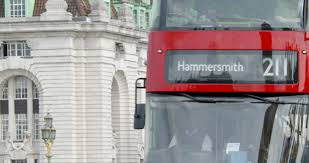 Double Decker Bus Floor Plan People Boarding London Bus At Night Free Stock Video Footage