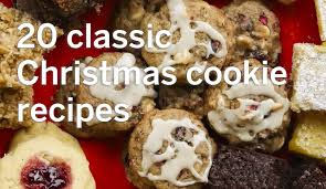 classic christmas 20 classic christmas cookie recipes mlive