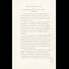 richard nixon u0027s resignation letter and gerald ford u0027s pardon