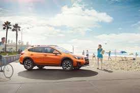 subaru colors subaru canada introduces all new 2018 crosstrek