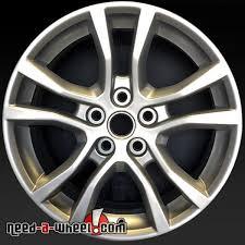 stock camaro rims 18 chevy camaro wheels oem 2013 silver stock rims 5575 aah4